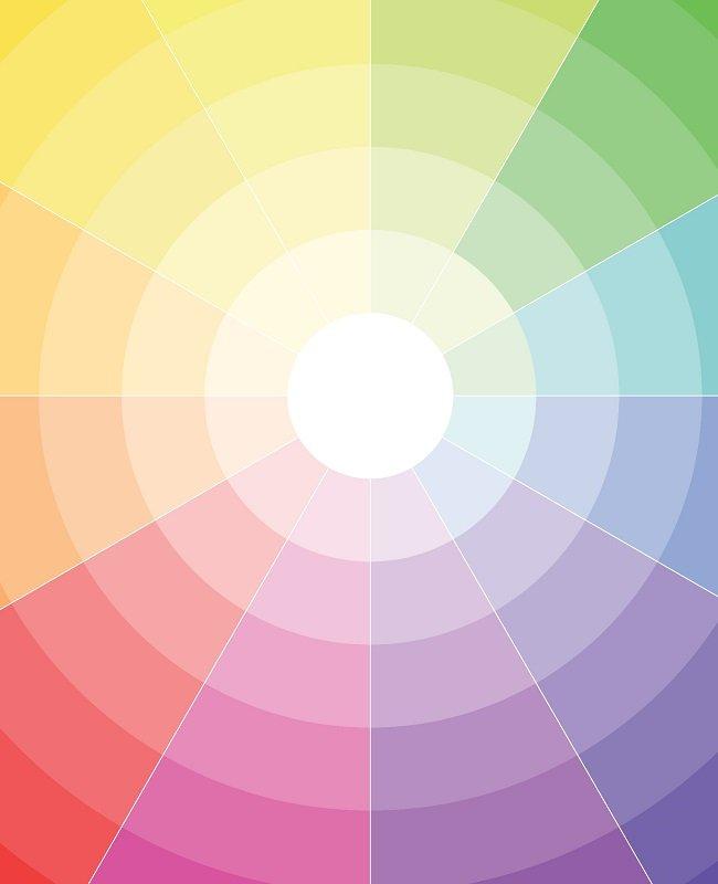 Page actu test chromatique
