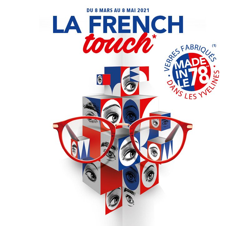 OP French Touch Vision Plus
