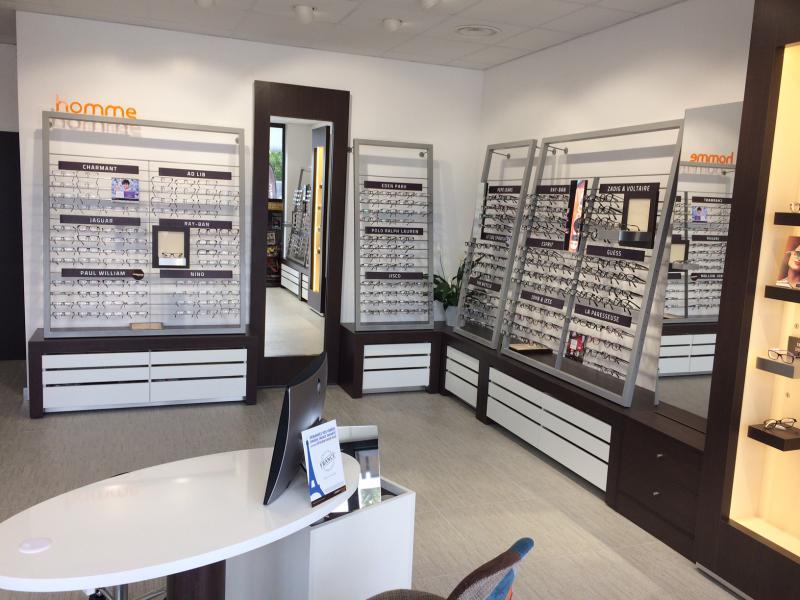 Opticien Vision Plus Elven Rue De L Europe Vision Plus